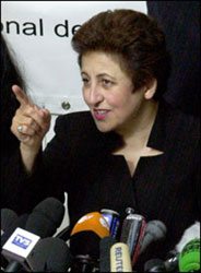 shirin ebadi: a simple lawyer (2004)